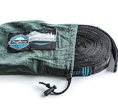 easy loop hammock straps by youphoria outdoors 2 straps 12 point