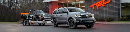 2017 2018 toyota sequoia suv showroom fairfax virginia dealership