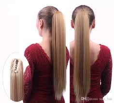 claw hair hairstyles sara claw clip jaw in ponytail hair extension synthetic hair