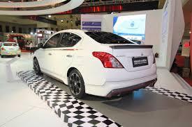 nissan almera harga kereta di nissan almera kini menerima talaan nismo pakej berharga antara