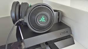 best black friday deals ps4 headset razer kraken 7 1 do they work on ps4 best headphones youtube