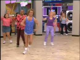 12 clips of richard simmons at his maniacally frenetic best