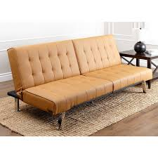 enchanting futon leather sofa bed best futon couch matrix