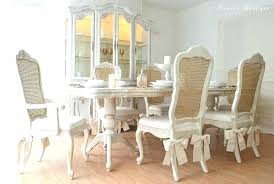 Shabby Chic Dining Table Set Chic Dining Room Chairs Dining Table Shabby Chic By Chic Dining