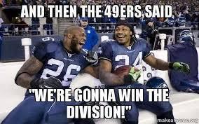 Seahawks Win Meme - seahawks 13 3 49ers 12 4 maybe when kaepernick is closer to 30 he