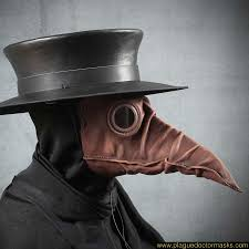 plague doctor hat buy plague doctor mask for sale handmade leather mask costume