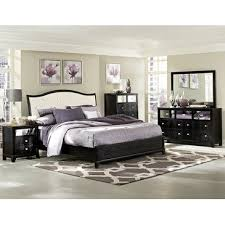 Jaclyn Smith Comforter Homelegance Jacqueline 5 Piece Platform Bedroom Set W White Bi