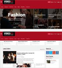31 responsive video website themes u0026 templates free u0026 premium