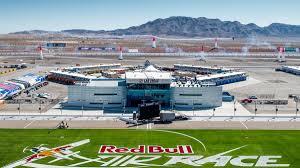 Las Vegas Motor Speedway Map by Las Vegas Red Bull Air Race
