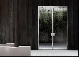 designer stainless steel entry doors using a modern door handles