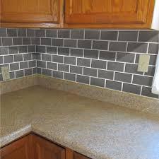 vinyl backsplash tiles cabinet backsplash