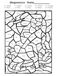 printables math coloring worksheets 3rd grade ronleyba