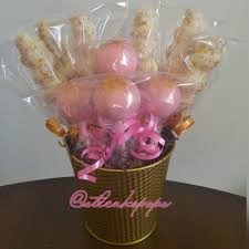 cake pop bouquet cake pop caramel pretzel bouquet 2 stl cake pops