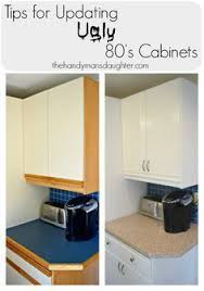 Bathroom Update How To Paint Laminate Cabinets Shiplap - Painting laminate kitchen cabinets