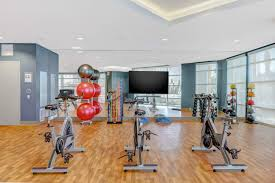 multi family design trends for the fitness center catalina
