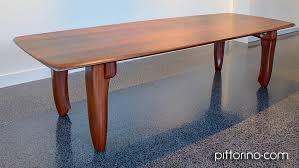 Timber Boardroom Table Milonga Dining Table Pittorino Designs Pittorino Designs