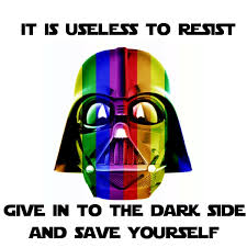 Gay Parade Meme - gay pride darth vader star wars know your meme