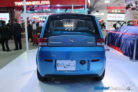 Mahindra Reva E20 Interior Mahindra Reva E2o Updated With Smart Port Technology