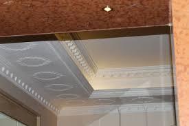 Decorative Cornice Lighting Troughs Irish Fine Art Plasterwork