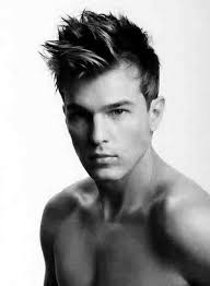 spiky peicy hair cuts mens spiky hairstyles with masculine styles men spike hair