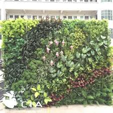 Vertical Garden Walls by Artificial Vertical Garden Plant Wall Living Wall Buy Plant Wall