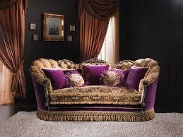 Gold Sofa Living Room luxury sofa livingroom luxury gold violet pinit high class