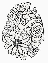 easter coloring pages for adults glum me
