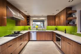 Kitchen With Brown Cabinets Bamboo Kitchen Cabinets Pictures Ideas U0026 Tips From Hgtv Hgtv