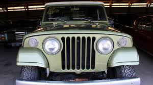 1970 jeep commander 1970 jeepster commando 4x4 225 buick v6 youtube