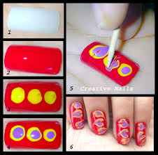 creative nails u2014 do it yourself diy nails 1 drag marble