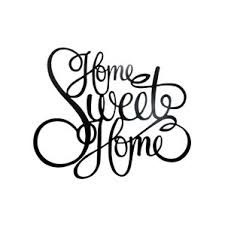 home sweet home metal wall art wayfair