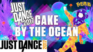 cake by the ocean dnce just dance 2017 clean version youtube