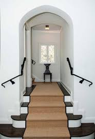 stair beautiful home interior design with straight stair using