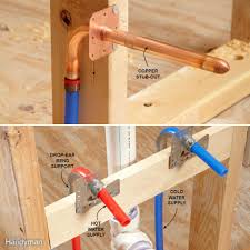 How Do You Change A Kitchen Faucet by Pex Supply Pipe Everything You Need To Know Family Handyman
