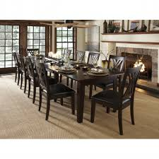 120 inch dining table sophisticated emmerson dining table collection dining room sets