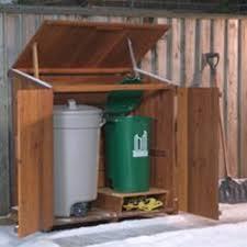 Backyard Storage Containers Best 25 Outdoor Storage Bin Ideas On Pinterest Backyard Storage