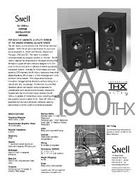 xa 1900thx manuals users guides