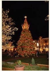 zona rosa tree lighting christmas lights in kansas city kc parent december 2010 kansas