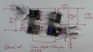 eevblog 388 fake apple usb charger teardown youtube