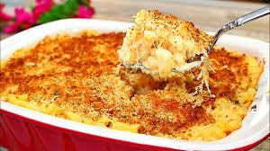 creamy garlic parmesan mac and cheese recipe easy macaroni and