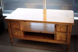 Ducal Coffee Table Ducal Coffee Table With 4 Drawers Bought In Camerons Of