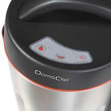 Soupe Au Blender Chauffant Rapid U0027soup Appareil à Soupe 800 1000 W Dop121 Dop121 Achat