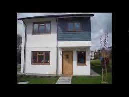 flat pack homes flat pack eco build house youtube