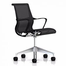 herman miller setu side chair with  from healthybackcom