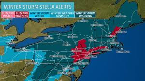 New England Weather Map by New York Lifts Winter Storm Travel Bans Overdrive Owner
