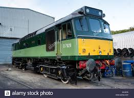 d7628 diesel engine sybilla at the north yorkshire moors railway