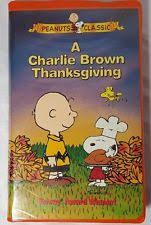 a brown thanksgiving nr ntsc vhs ebay