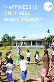 quote happiness only real when shared top inspiring travel novels