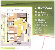 3 bedroom house design philippines house plans
