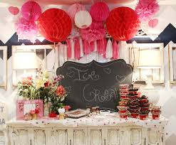 Valentine S Day Birthday Decor by 2014 Valentines Day Party Party Tips